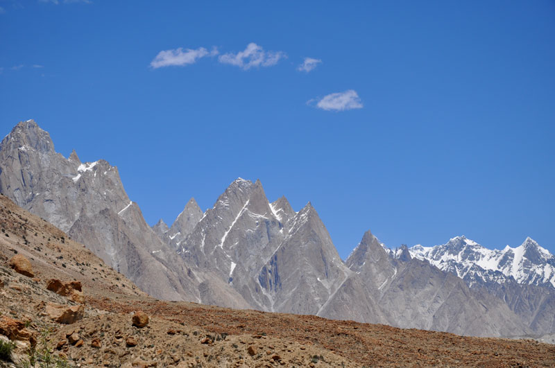 Baltoro Cathedral