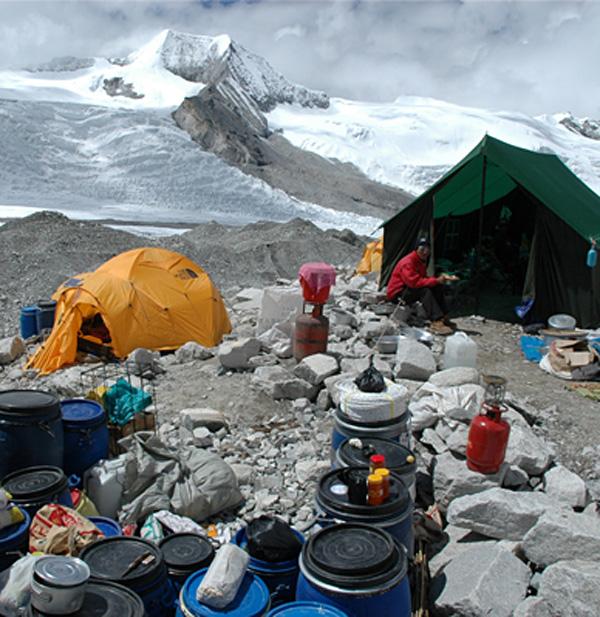 Campo Base chooyu2008